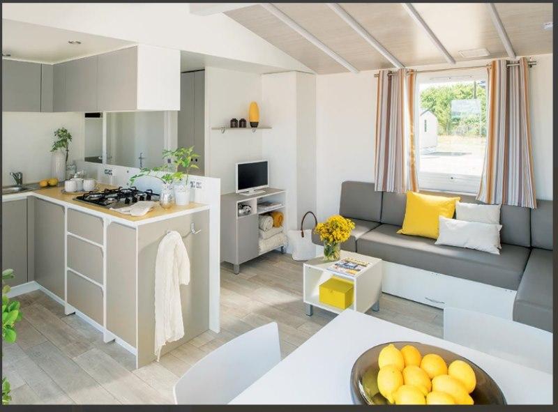 location mobil home apollon luxe clim tv coffre fort. Black Bedroom Furniture Sets. Home Design Ideas